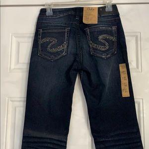 Silver brand suki fit jeans